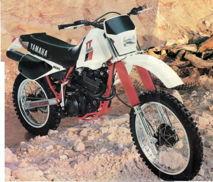 Yamaha Tt For Sale