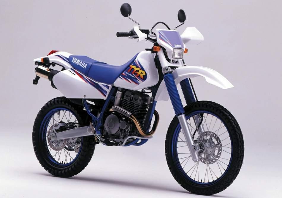 Yamaha Xt Horsepower