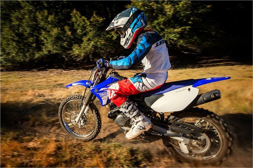 Yamaha Tt R125le Specs 2000 2001 2002 2003 2004