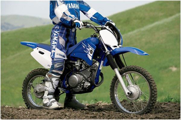 YAMAHA TT-R125LE specs - 2006, 2007 - autoevolution
