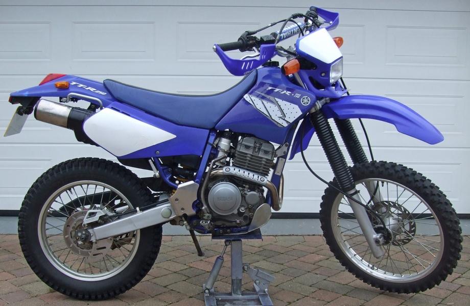 Yamaha Tt R250 2002 2003 Autoevolution