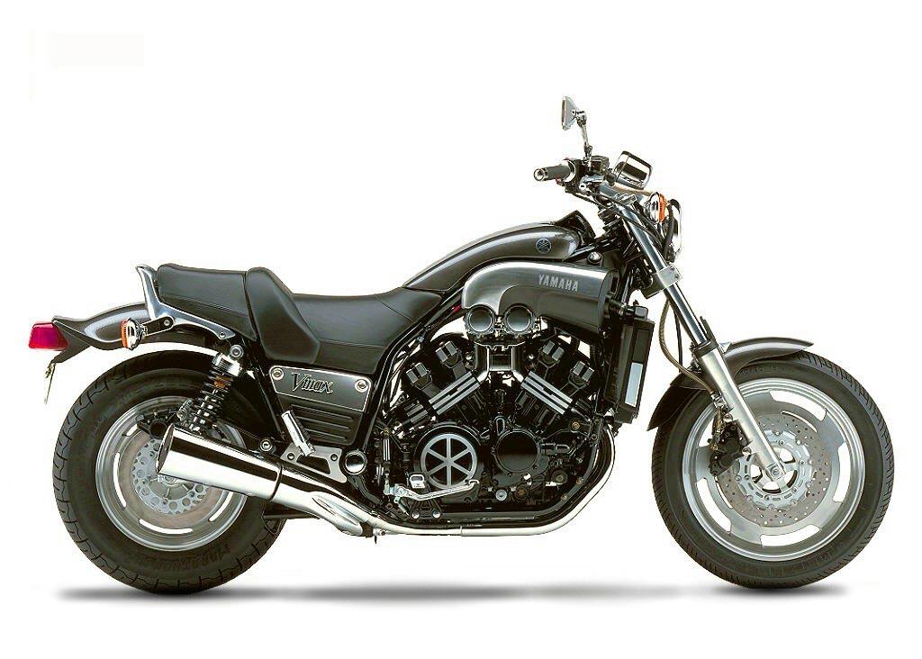 Yamaha Vmax Horsepower