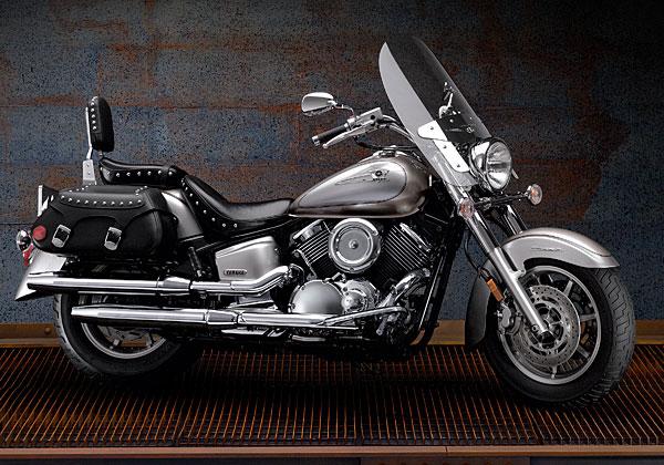 Yamaha v star silverado 1100