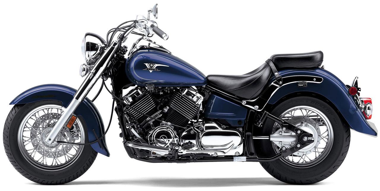 YAMAHA V-Star 650 Classic (2010 - 2011) ...