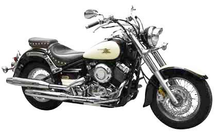 Yamaha v star 650 classic canadian edition specs 2007 for 1999 yamaha v star 650 classic parts