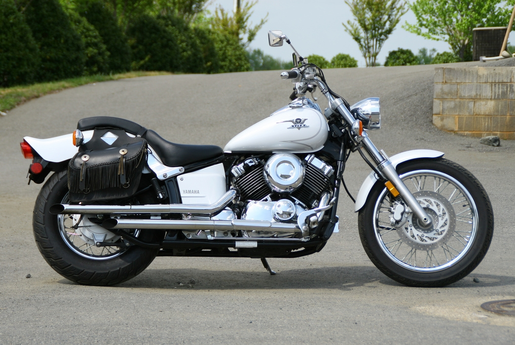Used Yamaha V Star