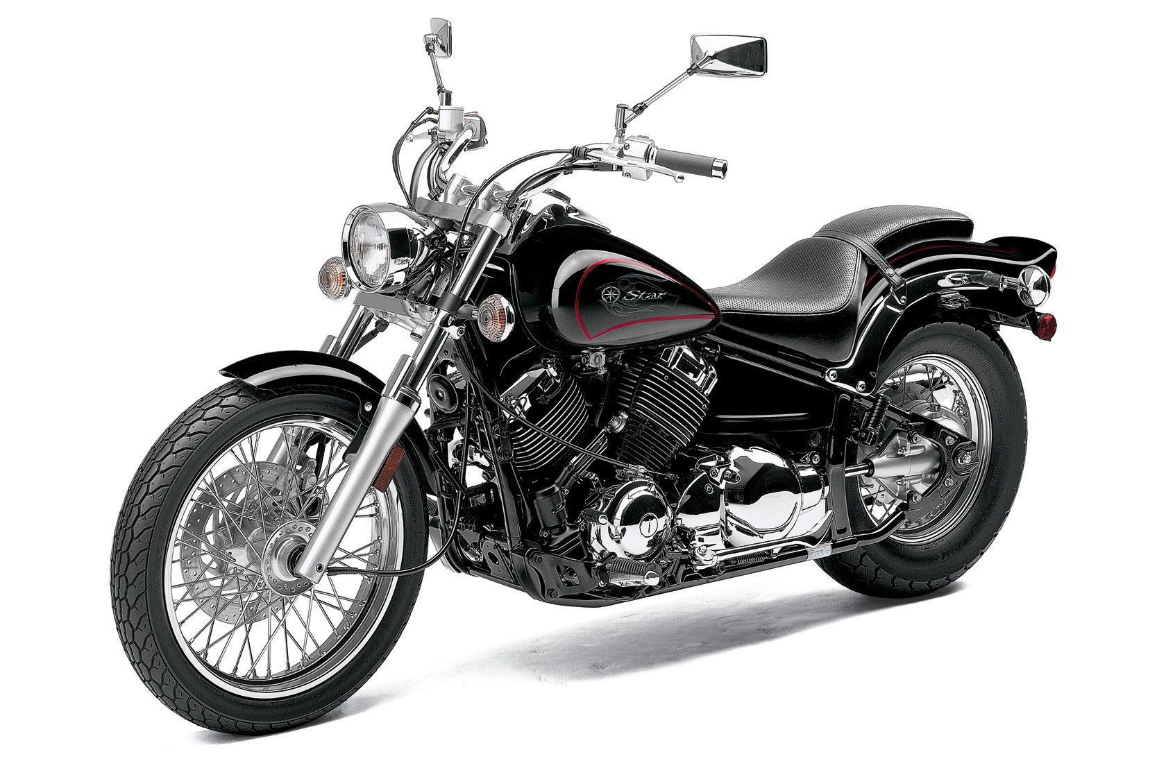 YAMAHA V-Star 650 Custom specs - 2010, 2011 - autoevolution