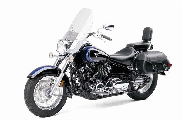 Yamaha V Star For Tall Riders