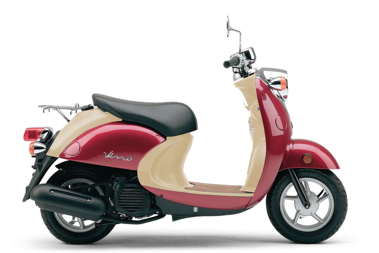Yamaha Vino Horsepower