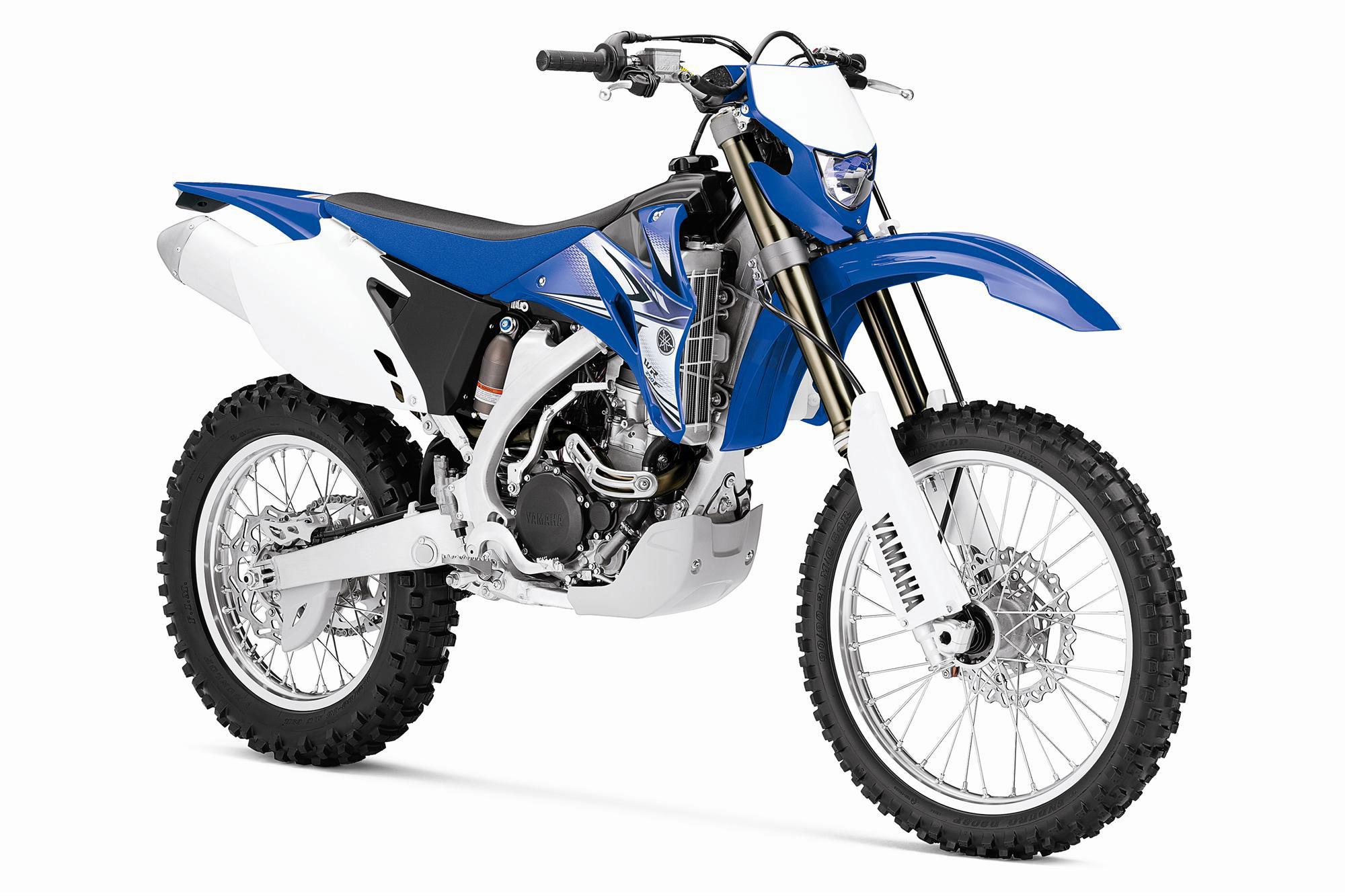 2017 Yamaha Wr250 Manual