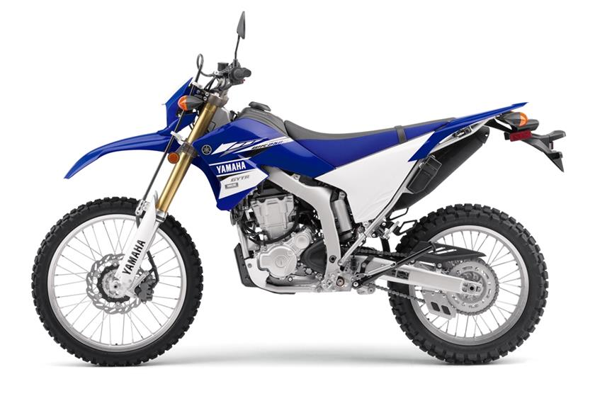 Suzuki  Dirt Bike Horsepower