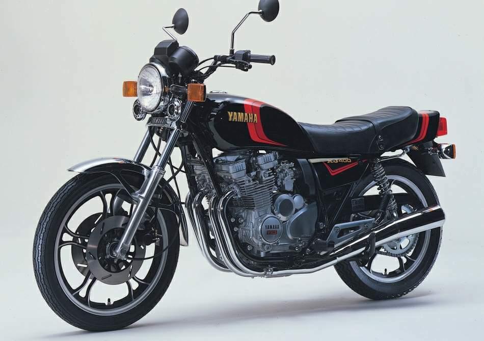 YAMAHA XJ 700 Maxim specs - 1985, 1986, 1987, 1988, 1989