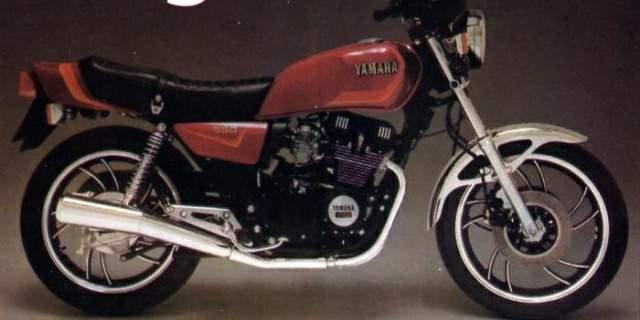 Yamaha xj 550 specs 1981 1982 1983 autoevolution for Yamaha clp 550 specifications