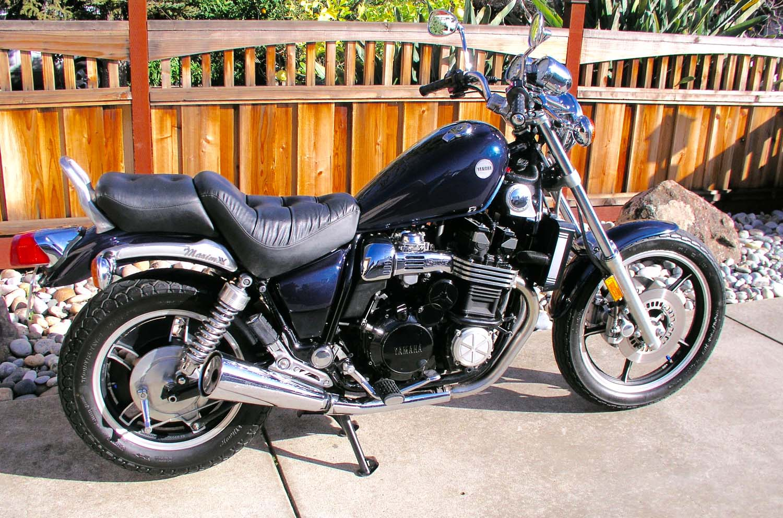 Yamaha XJ700 Maxim X Reviews - MotorcycleSurvey.com