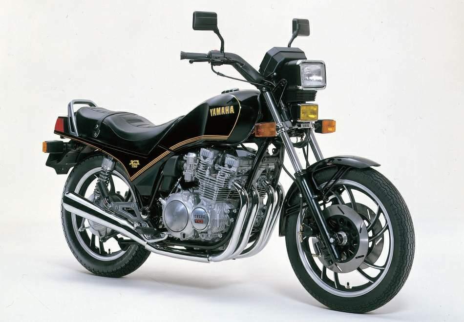 Yamaha Seca Specs