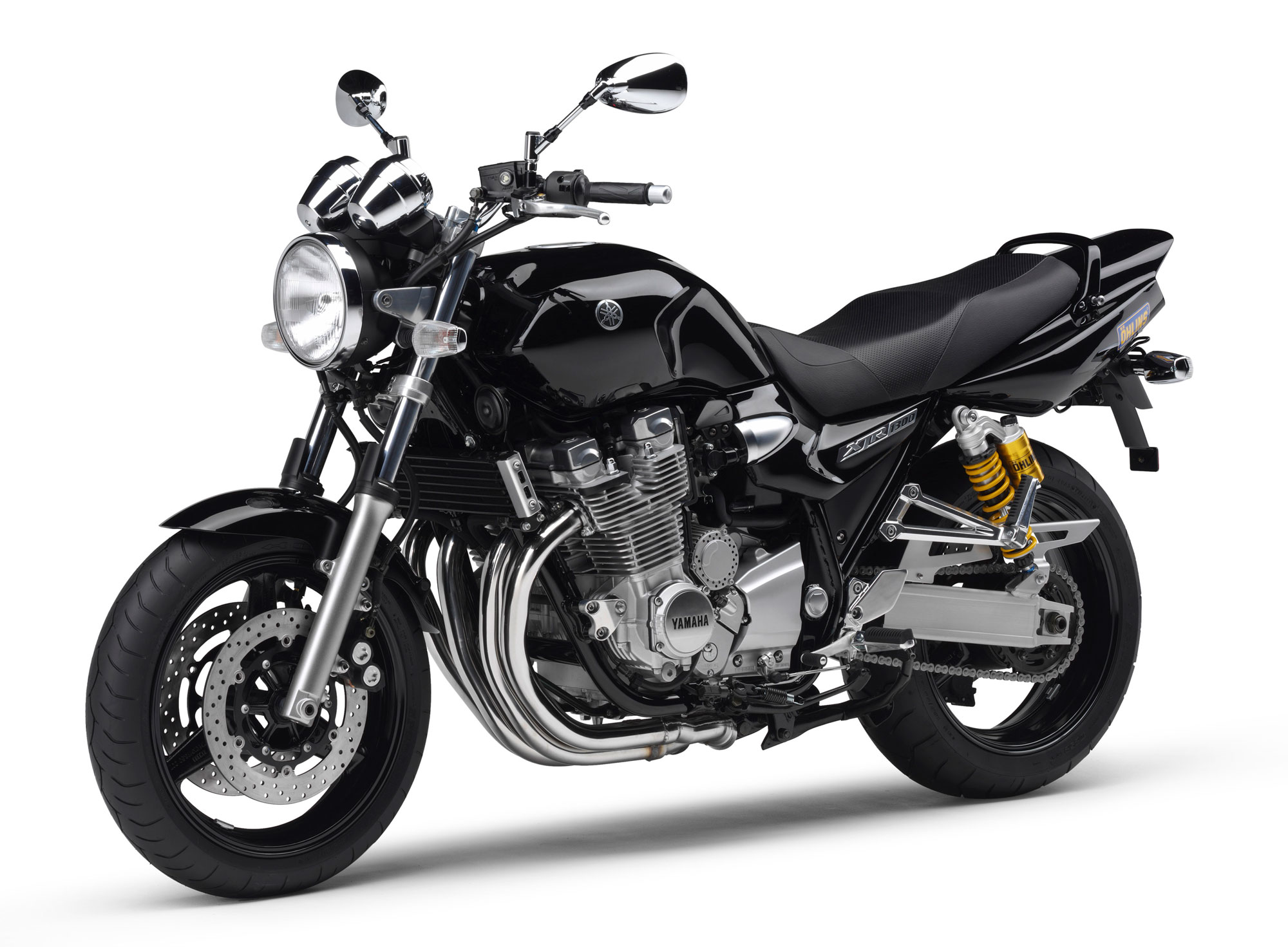 yamaha xjr1300 specs 2008 2009 autoevolution. Black Bedroom Furniture Sets. Home Design Ideas