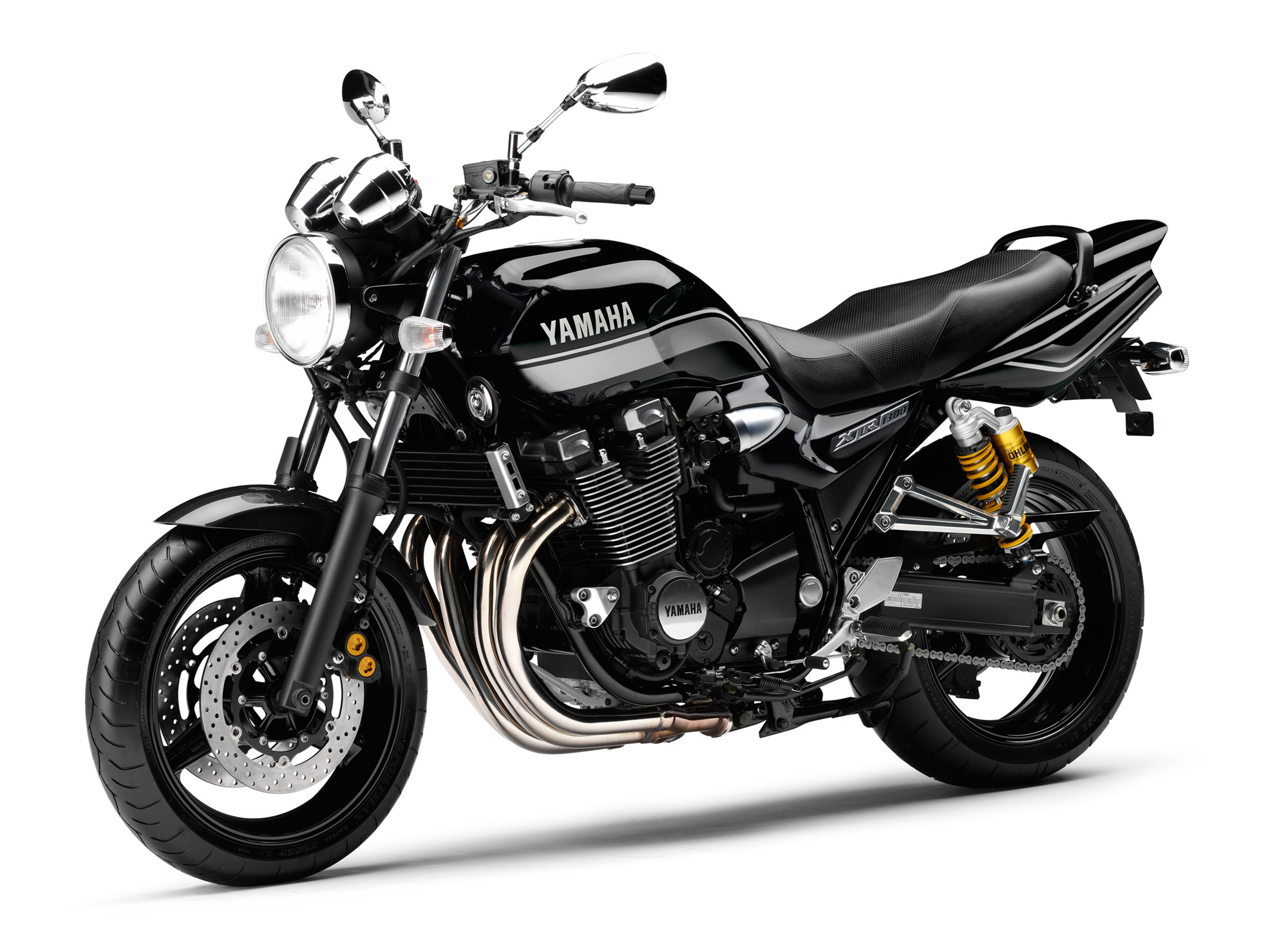 yamaha xjr1300 specs 2011 2012 autoevolution. Black Bedroom Furniture Sets. Home Design Ideas