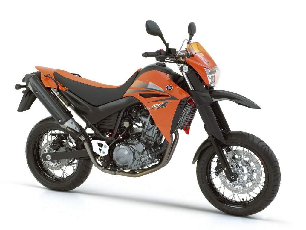 New Yamaha Xt