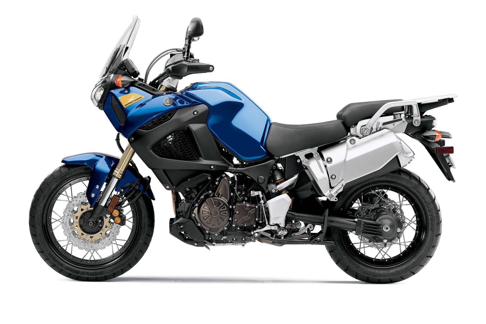 Yamaha Super Tenere Horsepower And Torque