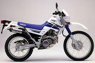 Yamaha xt225 specs