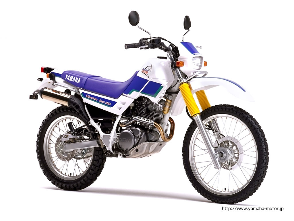 yamaha xt225 serow specs 2000 2001 autoevolution