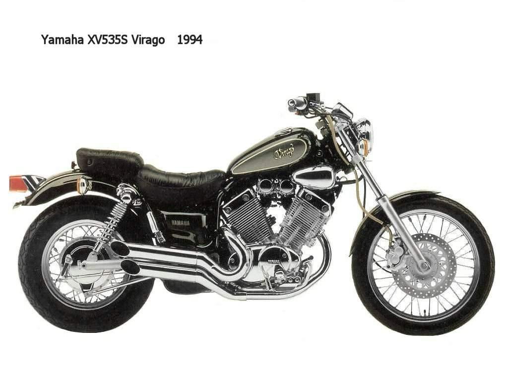 Sell Junk Cars >> YAMAHA XV 125 Virago specs - 1997, 1998, 1999, 2000, 2001 ...