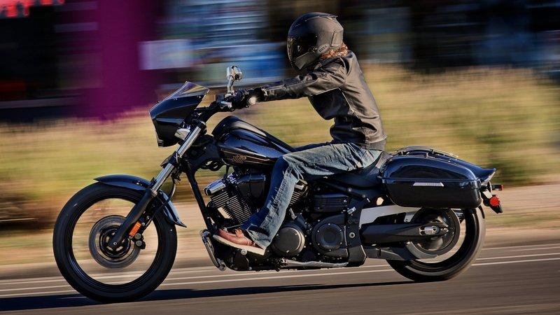 Yamaha Xv Raider Se
