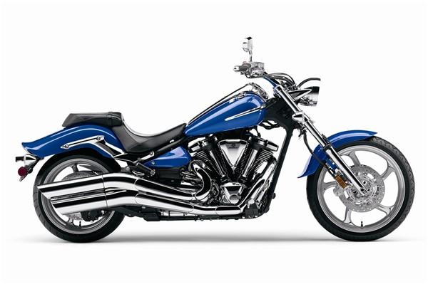 Yamaha Raider S Horsepower
