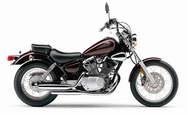 Yamaha Virago Specs Horsepower