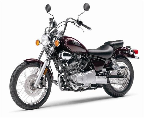 Yamaha Virago Horsepower