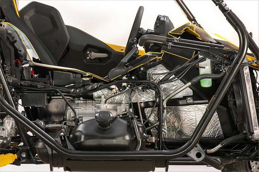 YAMAHA YXZ-1000R specs - 2016, 2017, 2018 - autoevolution