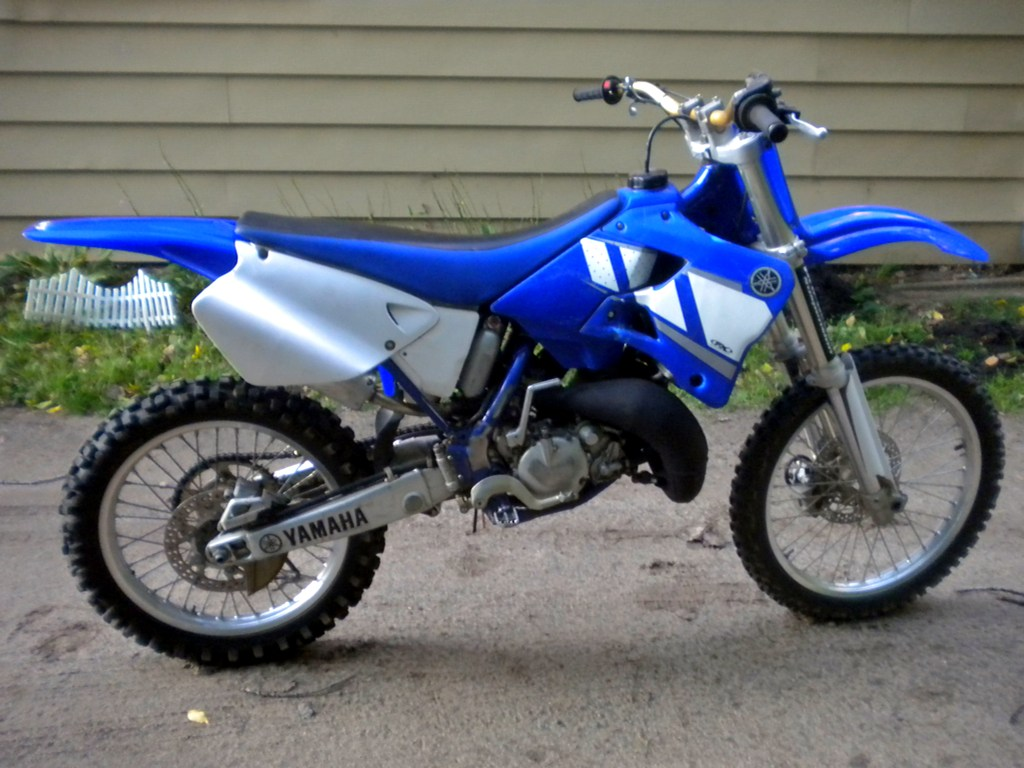 yamaha yz125 specs 2002 2003 autoevolution. Black Bedroom Furniture Sets. Home Design Ideas