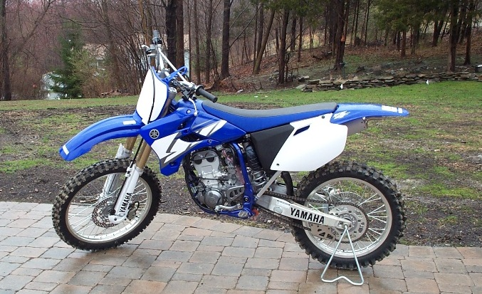Wondrous Yamaha Yz250F Specs 2003 2004 Autoevolution Caraccident5 Cool Chair Designs And Ideas Caraccident5Info