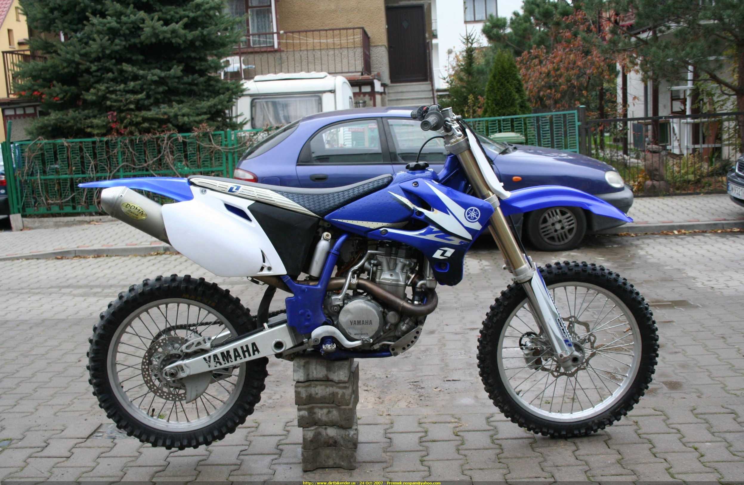 Awesome Yamaha Yz450F Specs 2003 2004 Autoevolution Ocoug Best Dining Table And Chair Ideas Images Ocougorg