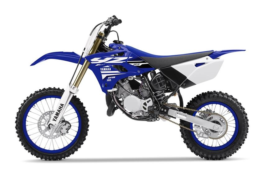 yamaha yz85 specs 2018 autoevolution. Black Bedroom Furniture Sets. Home Design Ideas