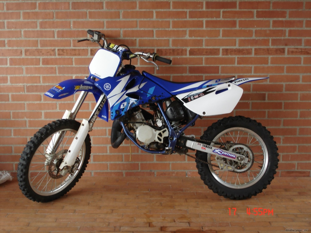 yamaha yz85 specs 2002 2003 autoevolution. Black Bedroom Furniture Sets. Home Design Ideas