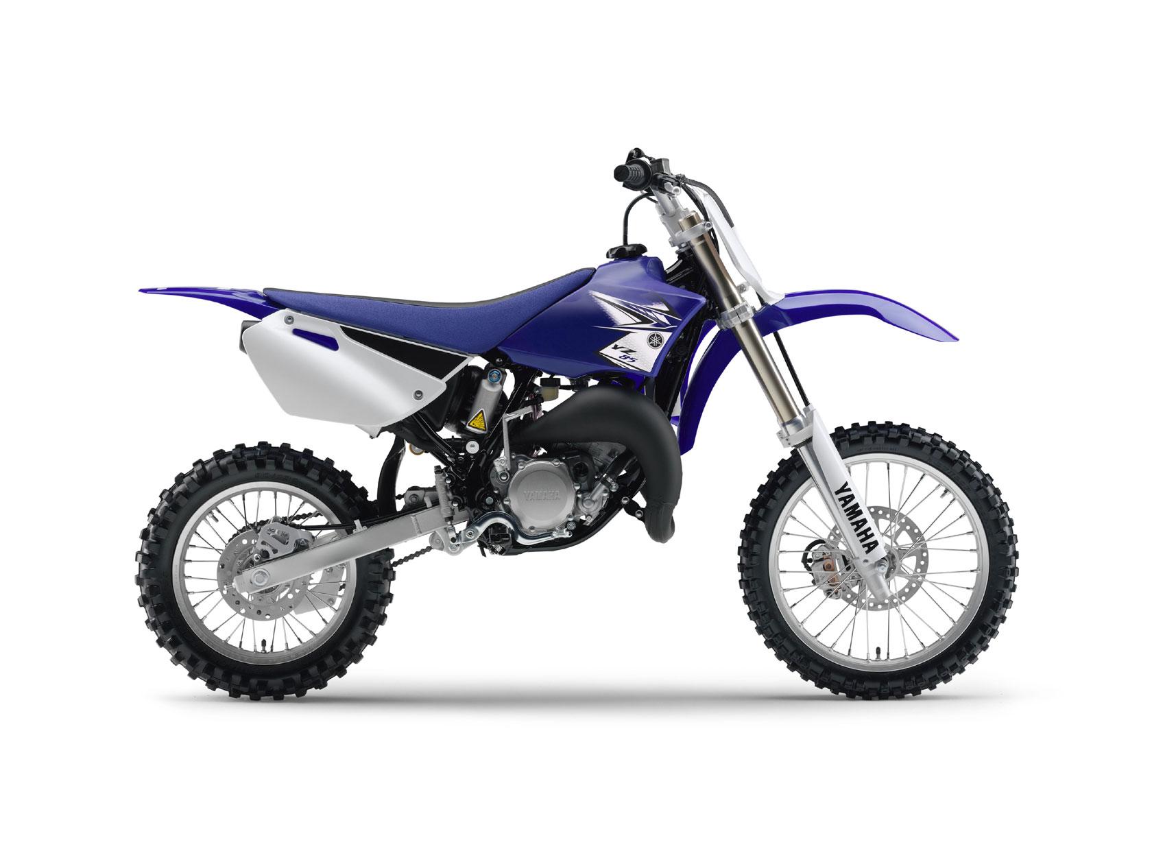 Yamaha yz85 2010 2011
