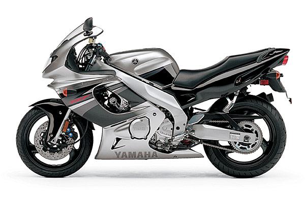 Yamaha Yzf Horsepower