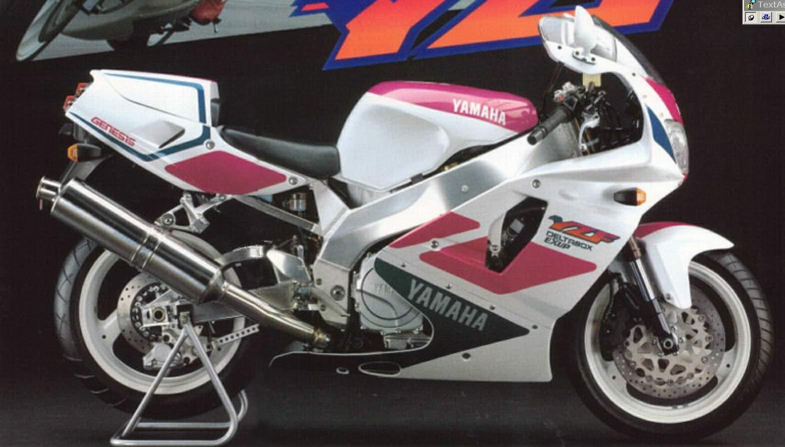 Yamaha Yzf  Sp For Sale