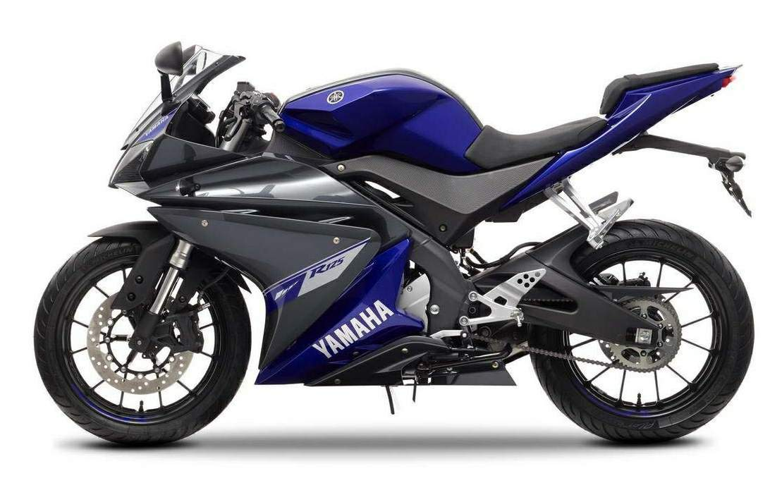 yamaha yzf r 125 specs 2015 2016 autoevolution. Black Bedroom Furniture Sets. Home Design Ideas