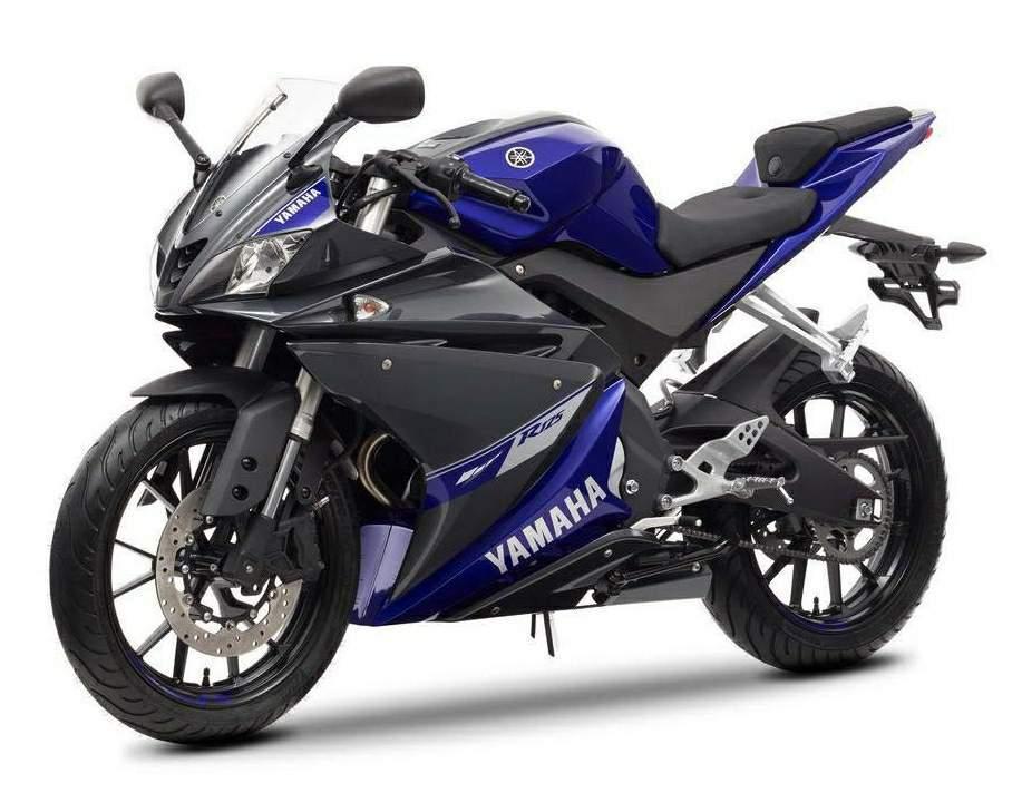 Yamaha yzf r 125 specs 2015 2016 autoevolution - Image moto sportive ...