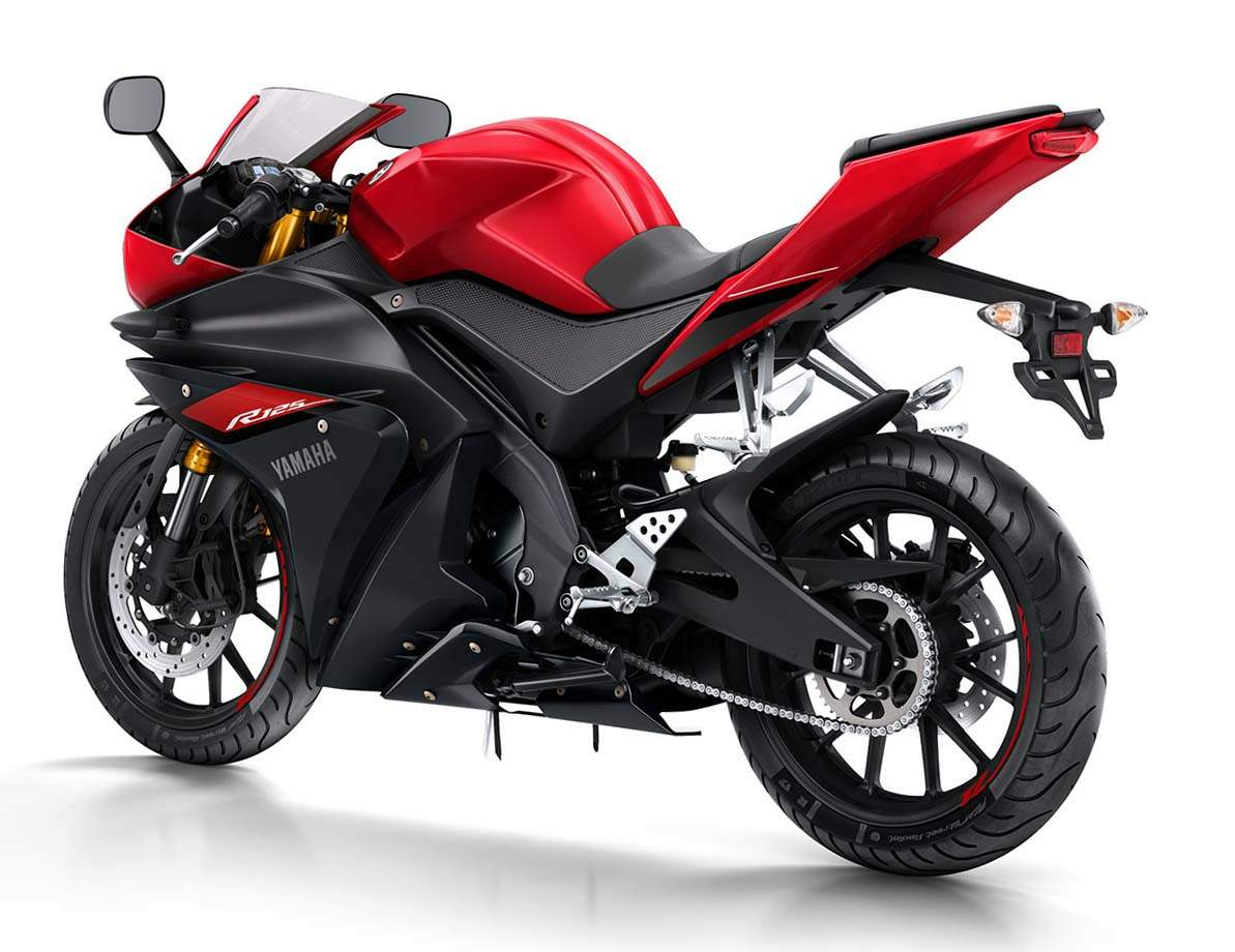 yamaha yzf r 125 specs 2016 2017 2018 autoevolution. Black Bedroom Furniture Sets. Home Design Ideas