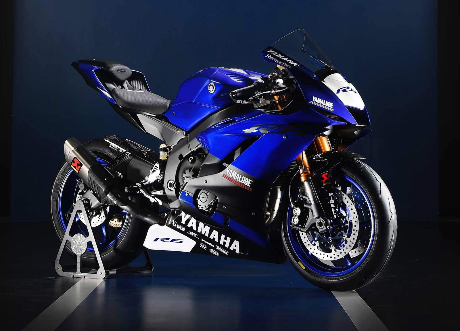 2017 Yamaha YZF-R1 Review