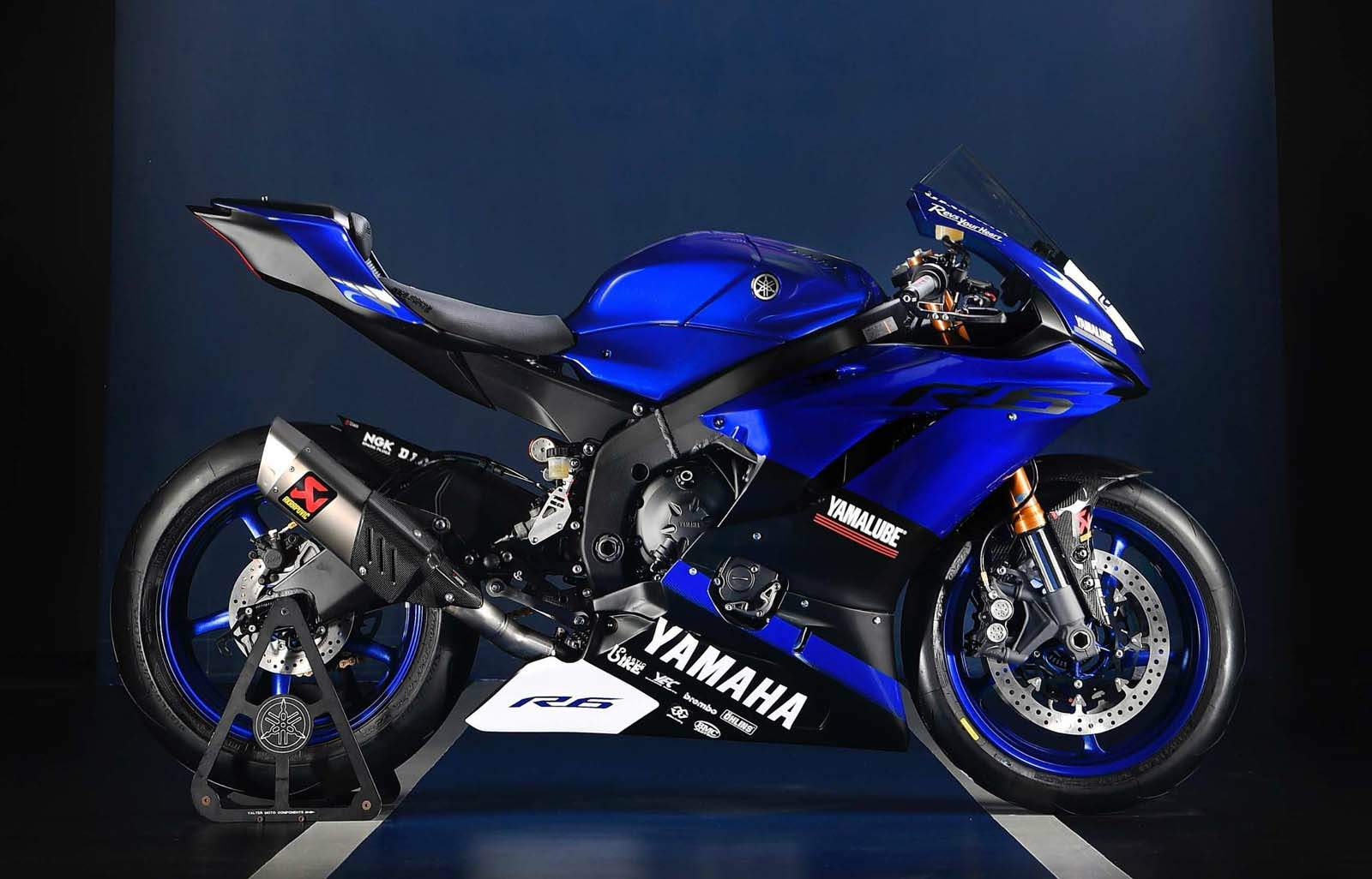 YAMAHA YZF-R1 WORLD SUPERSPORT specs - 2017, 2018 ...