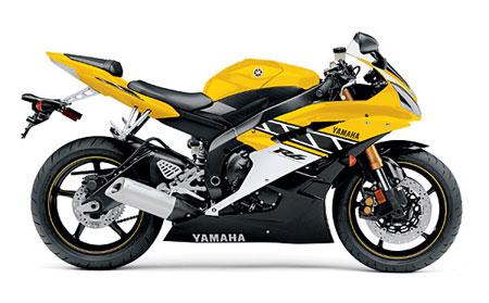 Yamaha Yzf R6 50th Anniversary 2005 2006