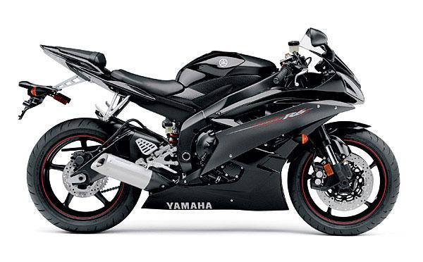 Yamaha Fzr Raven