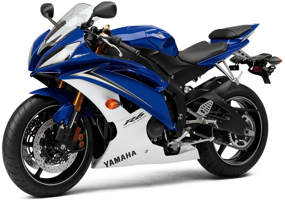 Yamaha Yzf-r6 - 2009  2010
