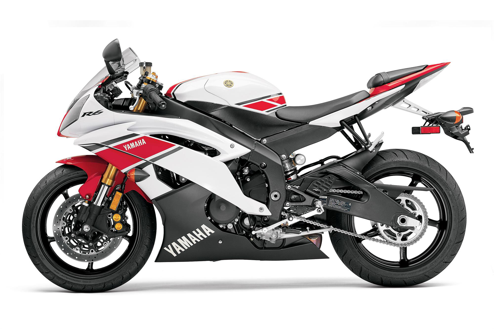 YAMAHA YZF R6 WorldGP 50th Anniversary Edition 2011