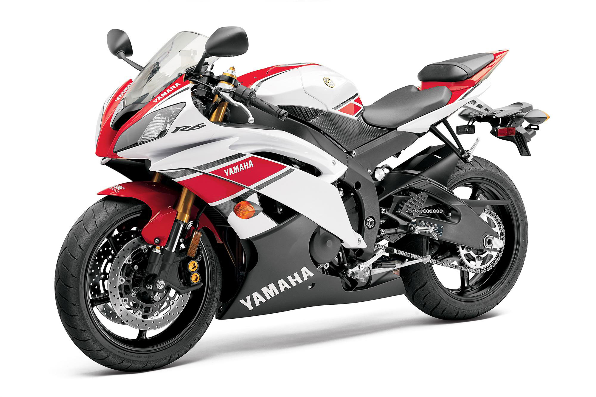 2012 yamaha r6 50th anniversary edition