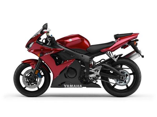 YAMAHA YZF-R6S specs - 2006, 2007 - autoevolution